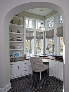Ikea Home Office, Cozy Home Office, Home Office Organization, Home Office Space, Home Office Design, Loft Office, Office Storage, Cottage Office, Home Office Furniture Design