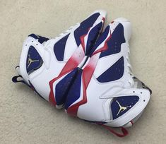 Are You Looking Forward To The Air Jordan 7 Tinker Alternate Olympic?