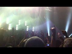 Rammstein - Du Hast - Montréal - Centre Bell - 1er mai 2012