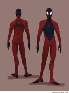 project rooftop spiderman by shoomlah Spiderman Suits, Spiderman Art, Amazing Spiderman, Spiderman Drawing, Comic Book Characters, Comic Books Art, Superhero Villains, Super Hero Costumes, Fanart