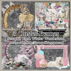 Winter Wonderland Clusters