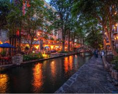 A Taste of the River Walk