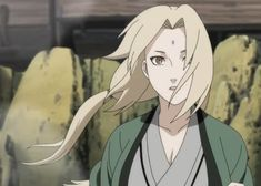"Tsunade Senju - The Fifth Hokage - ""Naruto Shippuden - The Will of Fire"""