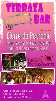 Cierre de Petronio Hotel San Antonio Plaza