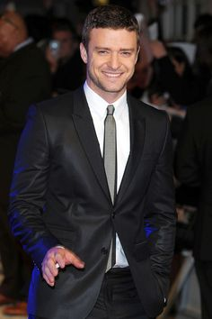 You won't need your suit and tie... Justin Timberlake