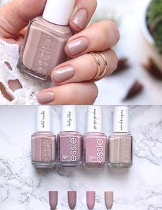 essie - wild nude (wild nudes collection) | Vergleiche - comparisons