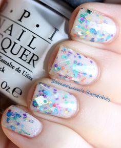 Lynnderella Glitter Sammich! ~ Samarium's Swatches