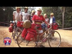 Adventure Cycling Celebrates 40 Years! - YouTube