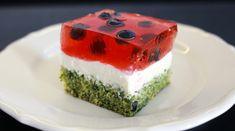 Przepis na ciasto biedronka - ORCHIDELI - przepisy na torty i słodki stół Cheesecake, Food, Cheesecakes, Essen, Meals, Yemek, Cherry Cheesecake Shooters, Eten