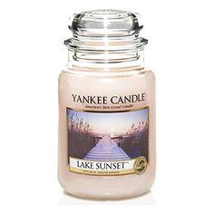 Yankee Candle - Bougie parfumée senteur Lake Sunset