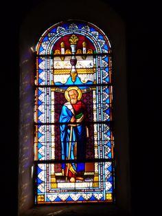 """""""La Collegiale de La Conversion de Saint-Paul""""(Chiesa), Saint-Paul de Vence, France (Marzo)"""
