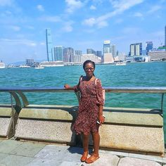 Dare to the life you have always wanted..... . . . #travelgram #travelawesome #hk #wanchai #victoriaharbour #femaletraveller #amazing_tourist #awesomehongkong