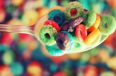 … by *light-from-Emirates I wish I had fruit loops right now. Background For Photography, Color Photography, Candid Photography, Photography Ideas, Fruity Loops, Food Is Fuel, Saturated Color, Food Coloring, Wonderful Images