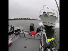 funny boat crashes on fun maza hd 2018{ funny videos  may  burton  explo...