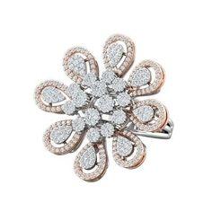 Diamond Rings: Buy Diamond Rings for Men & Women Online in India @ Jewel Hub Buy Diamond Ring, Unique Diamond Rings, Round Diamond Engagement Rings, Delicate Rings, Chanel Jewelry, Opal Jewelry, Boho Jewelry, Antique Jewelry, Jewelry Rings