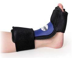 0649442bf2 FREEDOM Dorsal Plantar Fasciitis Night Splint: Patients prefer the dorsal…