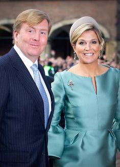 Máxima de Holanda lució impecable durante el fin de semana de festejos con motivo de la independencia de Los Países Bajos