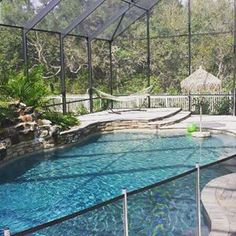Now this looks like quality family time! - Dont you think? #OlympusPools #PoolDesign #Tampa #Lakeland by olympuspools Creative backyard pool designs.