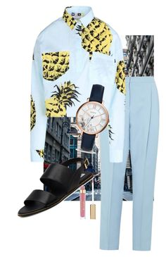 """B"" by dltmf on Polyvore"