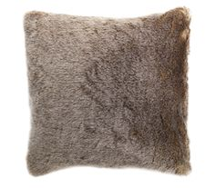 """Gotta have the cushions to match the throw right?: """"Bring a touch of luxury to your home with this sumptuous brown faux fur cushion. Priced at Autumn Home, Autumn Style, Ruby Room, Sainsburys Home, Soft Furnishings, Home Living Room, Faux Fur, Autumn Fashion, Blog"""