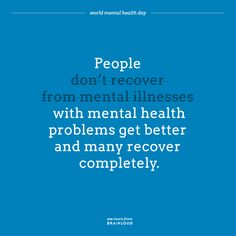 Mental Health Awareness Day, Mental Health Day, Mental Health Problems