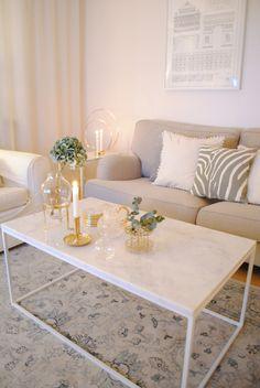 Att Skapa Ett Hem Living Room Decor, Living Spaces, Interior Decorating, Interior Design, Living Room Inspiration, Home Staging, Home And Living, Family Room, House Design