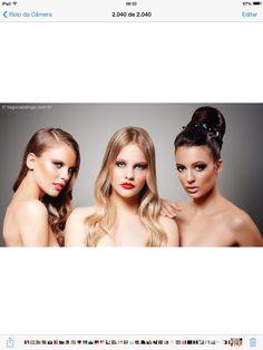 Trabalho de maquiagem para campanha Alexandre Simas foto Tiago Cazaniga