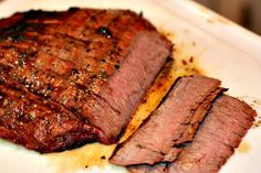 Carne Asada RECIPES | You need to let it rest just a few minutes before you slice it,