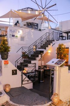 Mylos Cafe, Firostefani, Santorini