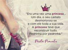 Cinderela Pop, Paula Pimenta