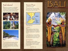 35 Inspirational Examples Of Travel Brochures Travel Brochure
