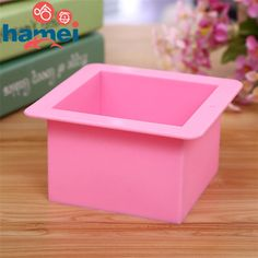 Cheap mould punch, Buy Quality mould form directly from China mould sculpture Suppliers: silicone handmade soap mold 500ml straight quadrel 9 * 9 * 6.5cm silicone bakeware bread moulds E184 Product features:1: