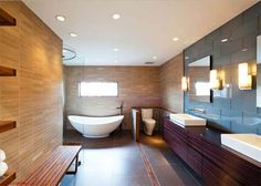 13 Luxury Bathroom Designs - iCreatived