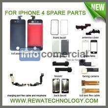Mayorista y mejor venta de original nuevo reparacion para telefonia celulares para apple iphone 4