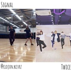 Song Signal Artist Twice - @cldjun.kcvrz collab with Ling! Go check her out xx - Add me on snapchat: kdance.kay Follow my private: @kaylanax Follow my twitter: kdancekay - - #kpopcover #kpopdancecover  #exo #kdance #kdancekay #signal #chaeyoung #jihyo #tzuyu #dahyun #nayeon #momo #sana #mina #jeongyeon - #aoa #got7 #exo #bts #twice #tzuyu #clc #girlsday #pristin #ohmygirl #2ne1 #winner