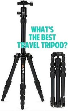 What's The Best Travel Tripod?