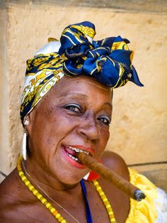 Do like the locals and smoke a Cigar while in Havana