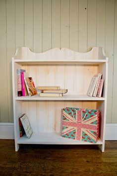 Daphne Bookcase - A Freestanding Bookcase Traditionally Constructed From Redwood…