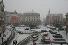Romania, Nagyvárad, Oradea Mare, Großwardein - Oradea - Iarna anului 2012 Romania, Street View, Winter, Winter Time, Winter Fashion