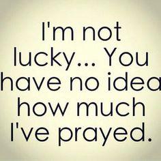 #PrayHarder