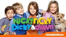Nicky, Ricky, Dicky & Dawn - Episodes