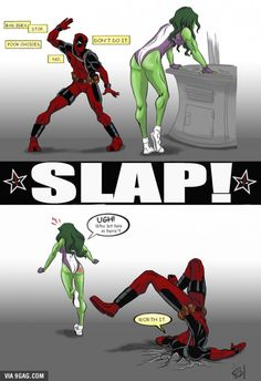 Oh Deadpool