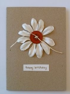 Card for her, Get #Birthday card ideas: http://studio20three.net/