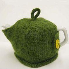 Ravelry: Snug Tea Cozy pattern by Lisa Stockebrand