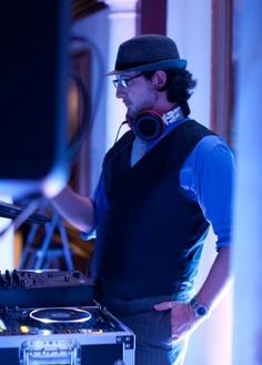 Stylus Event DJ Jaso