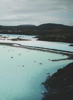 Mr and Mrs Globe Trot: Iceland's Blue Lagoon