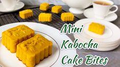 🥮 Easy Kabocha Squash Cake Bites | Gluten-free Low Carb Keto | Original ... Low Carb Keto, Low Carb Recipes, Squash Cakes, Cake Bites, Mini Cakes, Original Recipe, The Creator, Gluten Free, Healthy