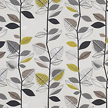 Buy John Lewis Autumn Leaves Fabric Online at johnlewis.com £16/m