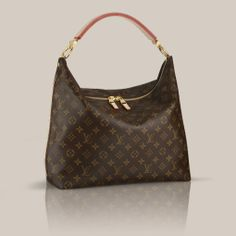 Sully MM via Louis Vuitton I want this one! I love my speedy, but I need a new one. Hint, hint!
