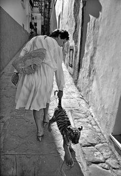 © Ferdinando Scianna - Capri, 1984